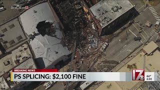 NC fines 3 companies related to fatal Durham explosion