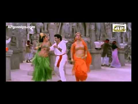 Thathiginathoam telugu song from Bangaru Bullodu movie