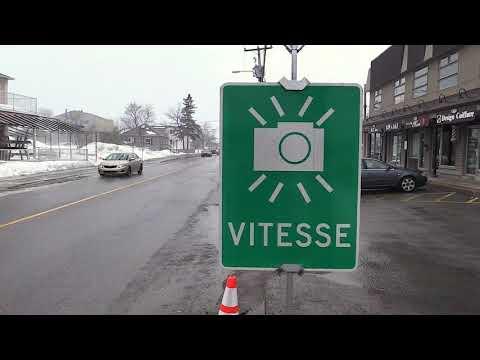 Bringing photo radar to Ottawa Streets