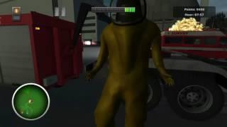 Firefighters The Simulation, Hazmat Response