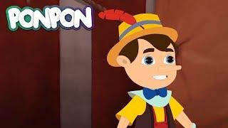 Pinokyo Masalı Çizgi Filmi | Türkçe Full HD | Fairy Tales