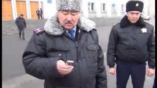 Запрещенный Акимат Алматы