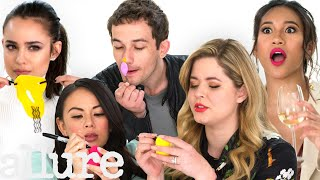 Pretty Little Liars: The Perfectionists' Cast Tries 9 Things They've Never Done Before   Allure