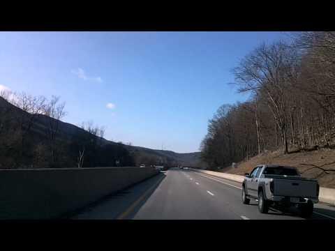 Pretty drive to State College, PA