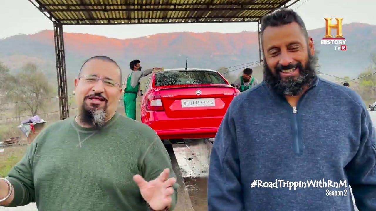 #RoadTrippinwithRnM S2   Day 6   Vlog 04   Rocky Mayur   Chawla's Square   Mandi