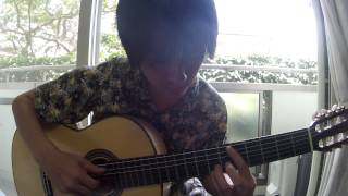 [Solo Guitar Tab] IN THE MOOD (Glenn Miller) solo guitar cover arraneg Tanaka Yoshinori 田中佳憲 jazz