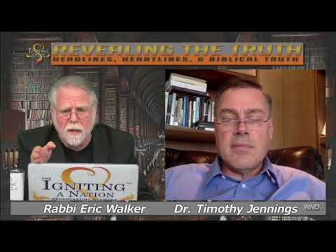 Rabbi Walker and Dr  Timothy R  Jennings discuss his book The God Shaped Heart 09 22 2017