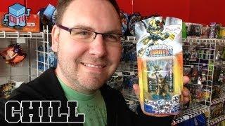COTVlogs - Skylanders Giants CHILL Legendary Lightcore Toys R Us Exclusive