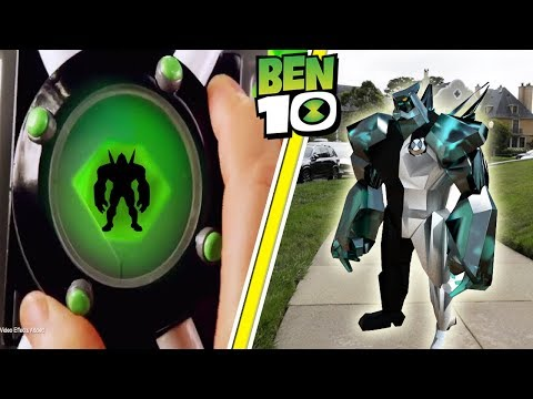 VIREI O DIAMANTE COM OMNITRIX DO BEN 10 REBOOT ! PT-04