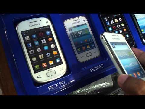 Samsung REX 60, REX 70, REX 80, REX 90 Review