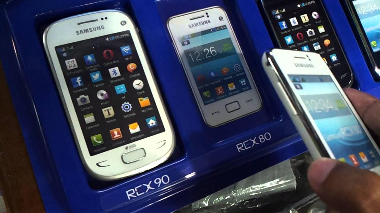 Samsung REX 90 review