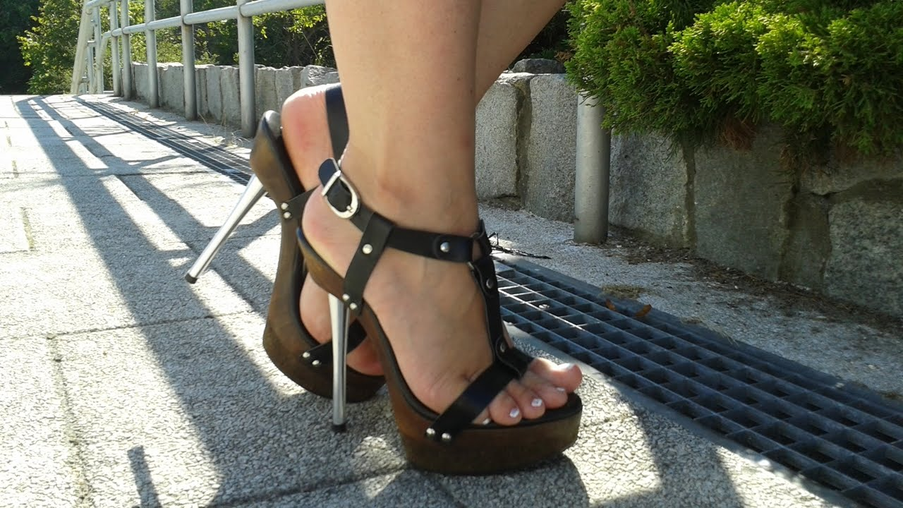 6 inch heels dangling full hd preview of my website 8