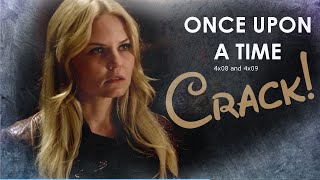 Once Upon a Time Crack! - Smash The Mirror [4x08]