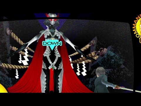 Using Izanami's Thousand Curses On Every Boss In The Game | Persona 4 Golden |