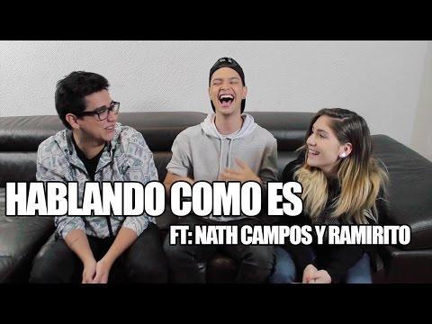 HABLANDO COMO ES : VINE VS TWITTER FT NATH CAMPOS - RAMIRO