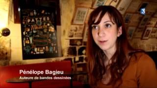Pénélope Bagieu à l'honneur à Angoulême