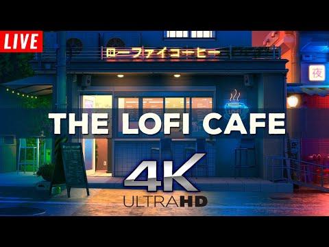 4K 🔴 Lofi