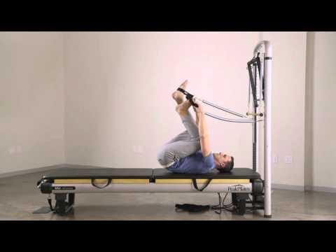 Peak Pilates® MVe Reformer and Tower Video