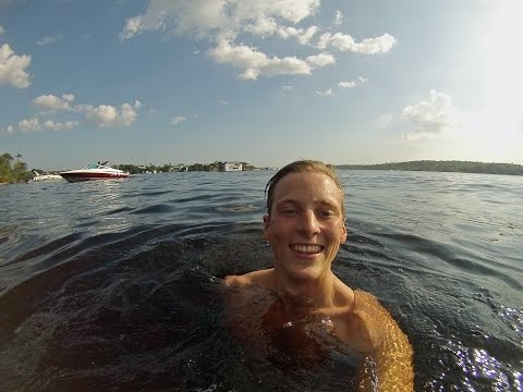 If You Can't Take The Manaus Heat, Try Jumping Into The Amazon River (VLOG)