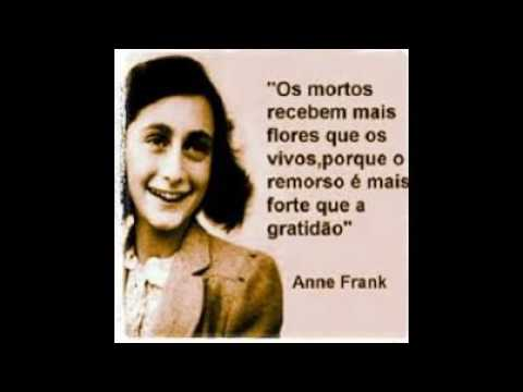 frases de anne frank youtube. Black Bedroom Furniture Sets. Home Design Ideas