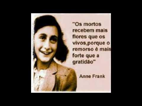 Frases De Anne Frank Youtube
