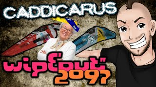WipEout 2097 - Caddicarus