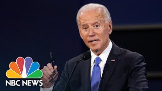 Biden: 'Nothing Was Unethical' About Hunter's Business In Ukraine | NBC News