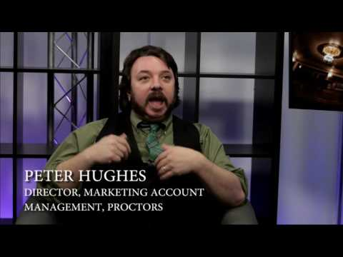 Proctors Historical Committee Peter Hughes