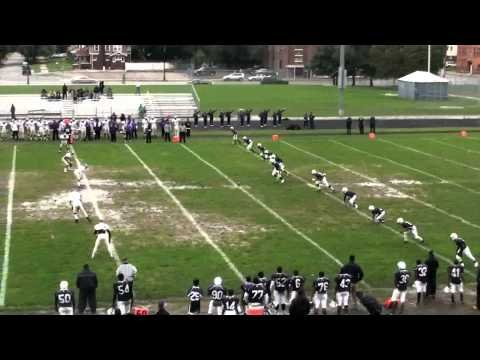 Marcellous McElrath #22 FB/MLB  2011 Highlights