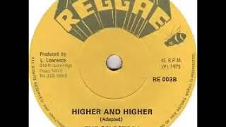 The Selectors - Higher and Higher /1975