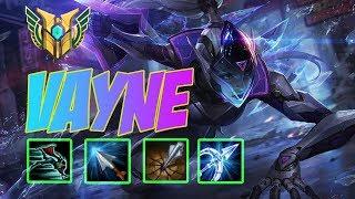 Vayne montage 104 - ADC Vayne Insane - Troll Or Afk