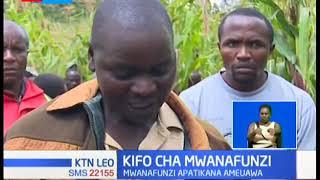Wakaazi wa Subukia wana hofu baada ya mwanafunzi kupatikana ameuawa