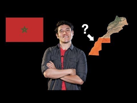 Geography Now! MOROCCO