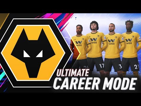 SIX HUGE NEW SIGNINGS!!! FIFA 19 WOLVES ULTIMATE CAREER MODE #2
