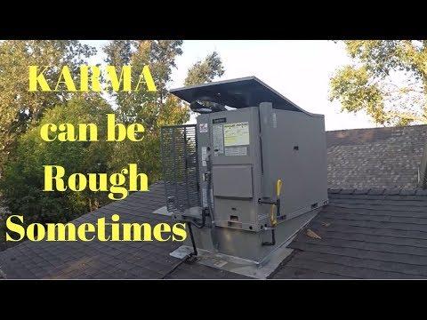 Karma can be rough sometimes...Lol