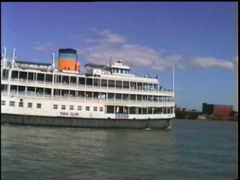 Boblo Island Steamers - 1990