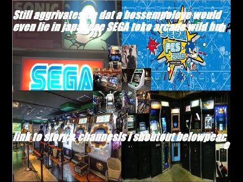 SEGA 33 year old manager employee lies about arcade getting robbed 21,000 yen.game chat &wind news!
