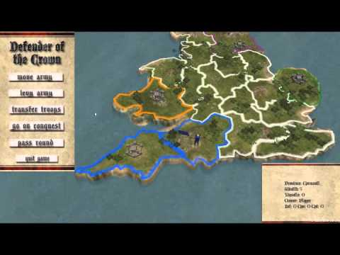 """Castles of Britain - from the """"Defender of the Crown"""" REMAKE Soundtrack"""