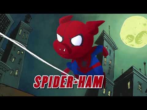 Spider-Ham - Na Na Na