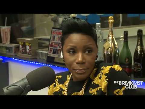 Sommore Interview at The Breakfast Club Power 105.1 (11/07/2014)