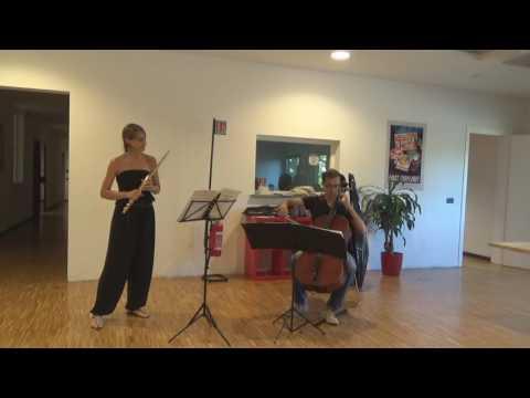Incontro di Space Renaissance Italia 17 luglio 2017 - Concerto Elena Cecconi e Domenico Ermirio