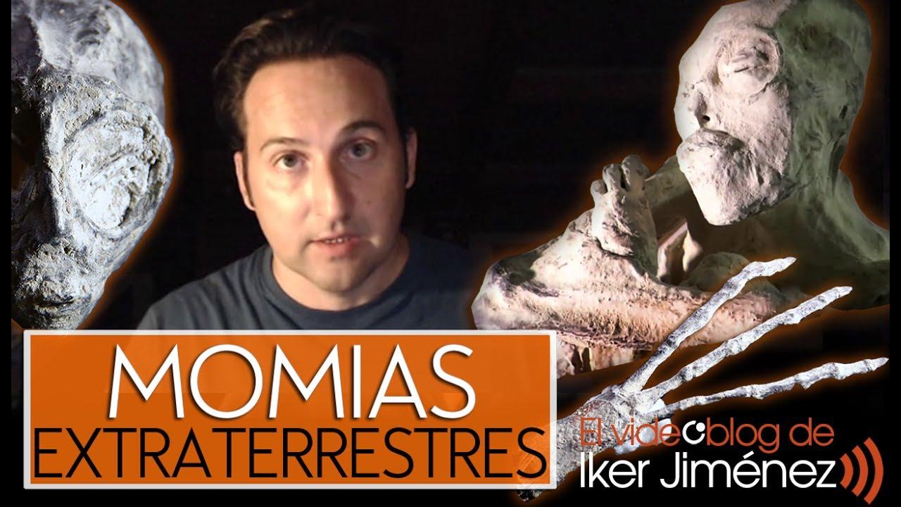 Momias extraterrestres