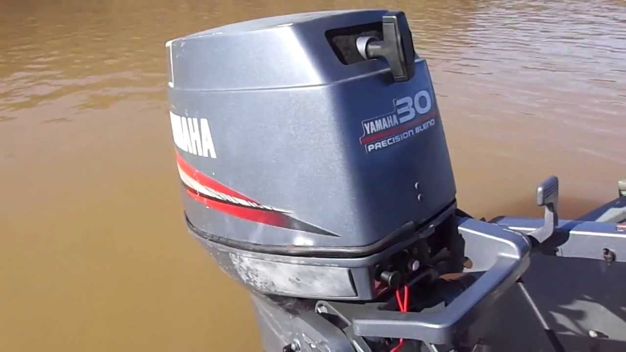 Test of yamaha 30 hp doovi for 30 hp yamaha outboard