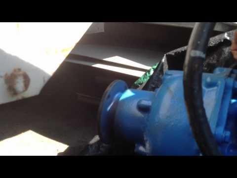 PERKINS T6.354.4 MARINE DIESEL ENGINE 240HP