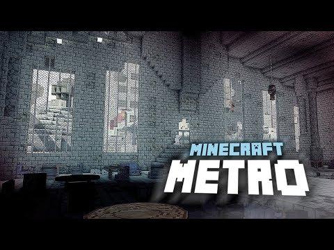 MINECRAFT: METRO #5