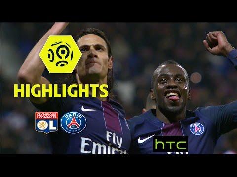 Olympique Lyonnais - Paris Saint-Germain (1-2) - Highlights - (OL - PARIS) / 2016-17