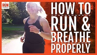 How To Run And Breathe Properly