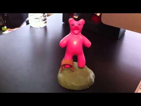 Robot Chicken Gummy Bear