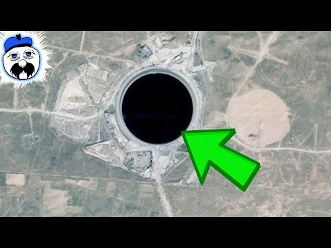 15 Mysterious Places Google Maps Is Hiding From You