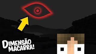 Minecraft: A DIMENSÃO MAIS ASSUSTADORA E ESQUECIDA DO MINECRAFT!!!